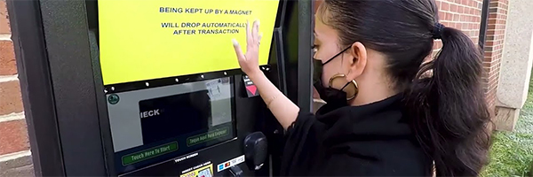Virginia county installs tax payment kiosk