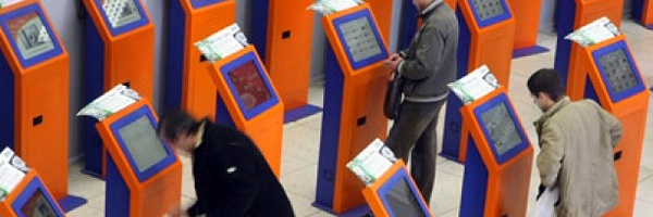 The banks hurry to occupy the prospective market of payment terminals
