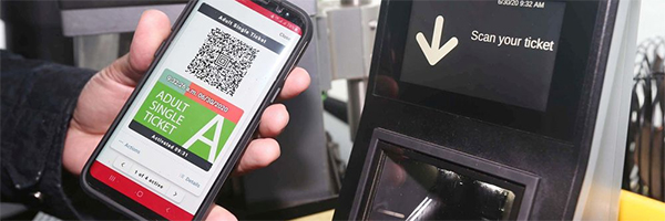 Masabi launches contactless mobile ticketing for Calgary Transit