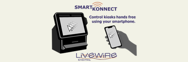 Livewire Digital updates IoT platform offering touchless interface