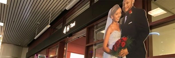 Las Vegas airport installs marriage certificate kiosk