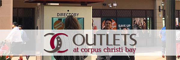 Interactive directory enhances customer experience at Corpus Christi mall