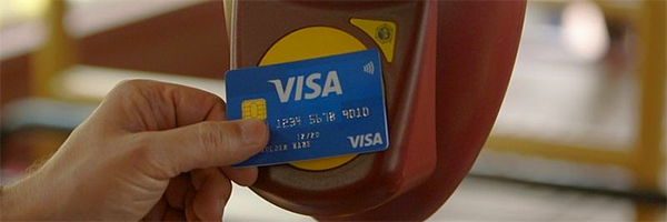 Cashless payment just the ticket for global public transit, Visa says