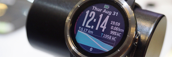 Wells Fargo to support NFC transactions via vivoactive 3 smartwatch