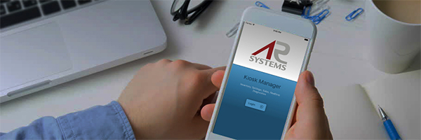 AR Systems offers app for mobile management of kiosks