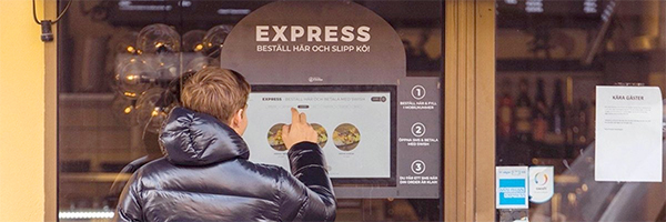 Sushishop intros Elo touchscreen for social distancing ordering