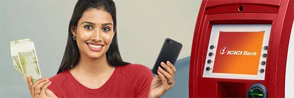 India's ICICI bank unveils cardless ATM transactions using mobile app