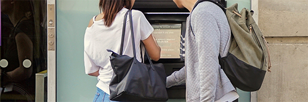 ATM fees lowest for first time in 15 years