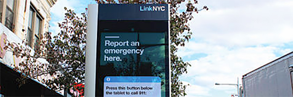 LinkNYC kiosks improve business for New York City stores